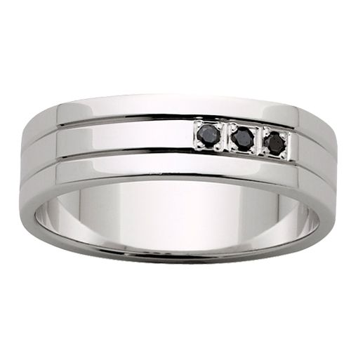 for profile mens men white in court bands gold ring wedding with row band and a centre rings rose plain sandblasted width